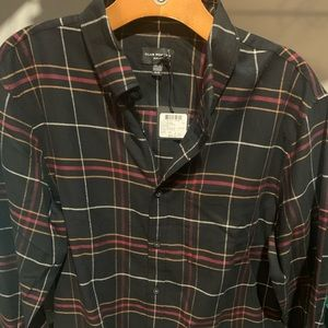Club Monaco men's flannel size medium